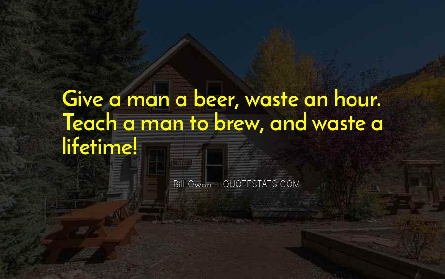 Quotes About Brew #1144030