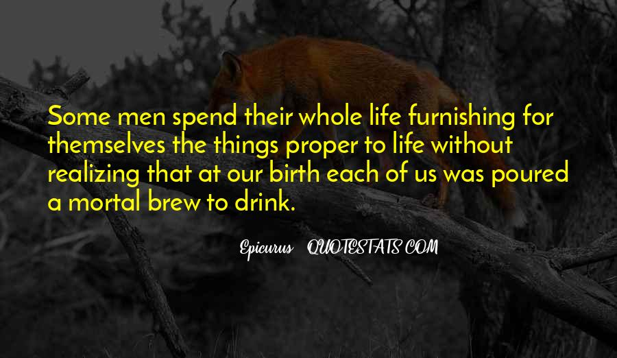 Quotes About Brew #1158066