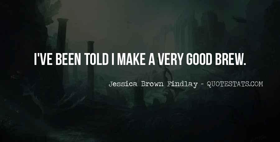 Quotes About Brew #1220139