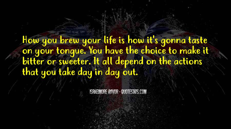 Quotes About Brew #1424536