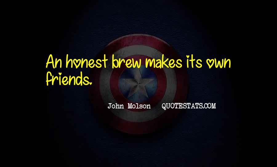 Quotes About Brew #503484