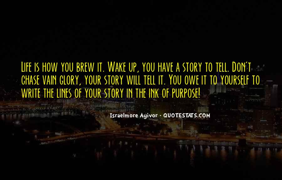Quotes About Brew #796578