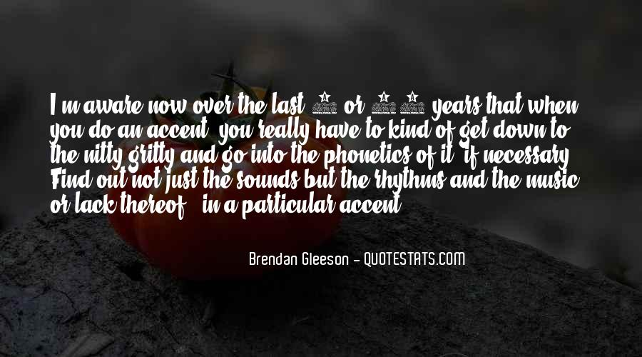 Quotes About Brendan #148433