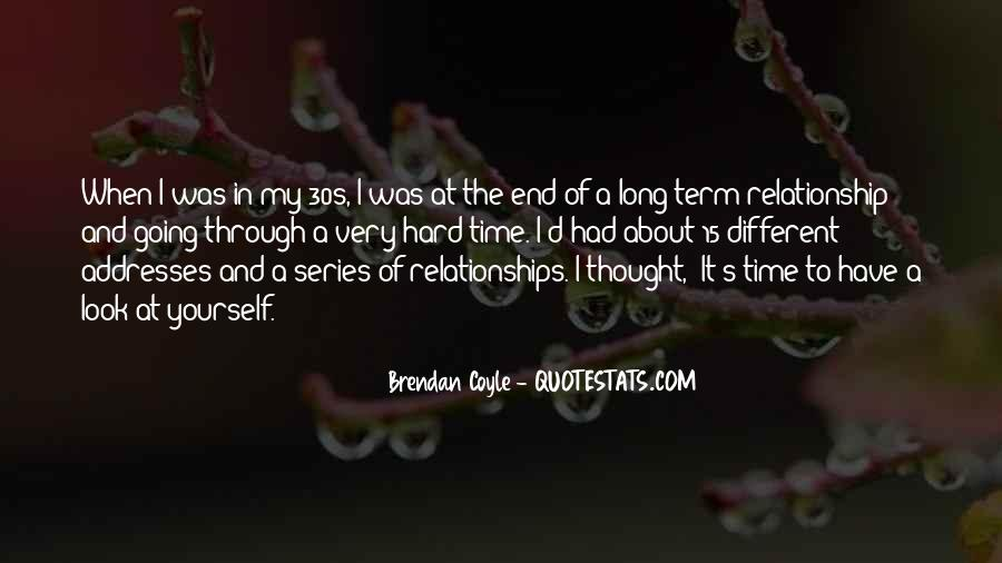 Quotes About Brendan #191517