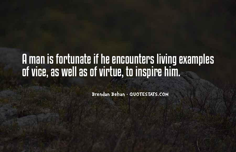 Quotes About Brendan #213647
