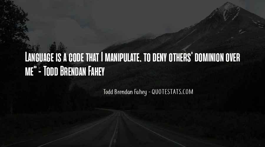 Quotes About Brendan #220525