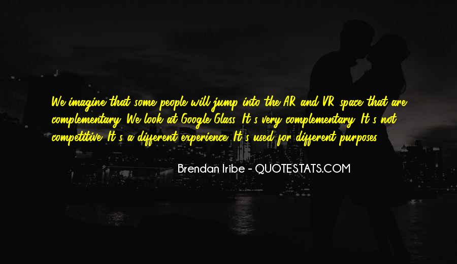 Quotes About Brendan #271750