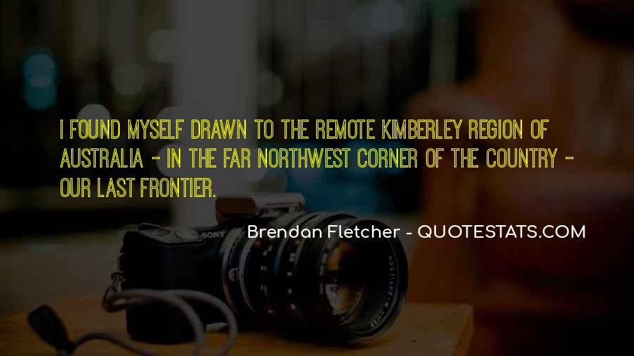 Quotes About Brendan #282114