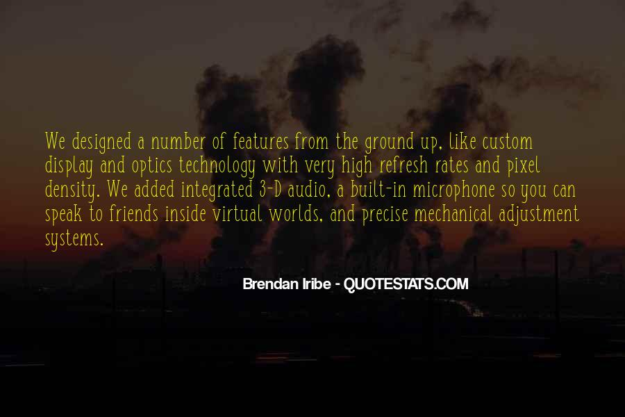 Quotes About Brendan #283706