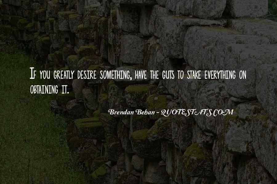 Quotes About Brendan #285755
