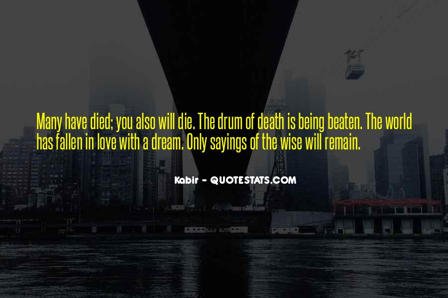 Old Is Wise Quotes #1155010