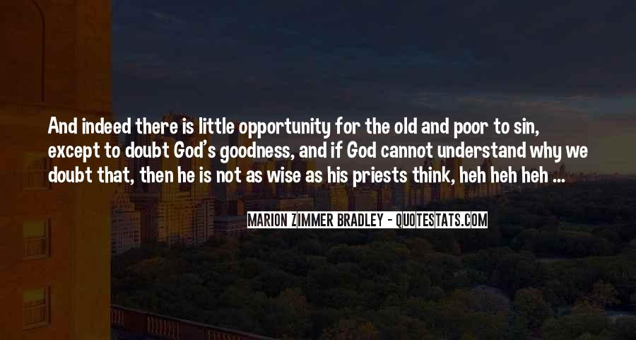 Old Is Wise Quotes #138387