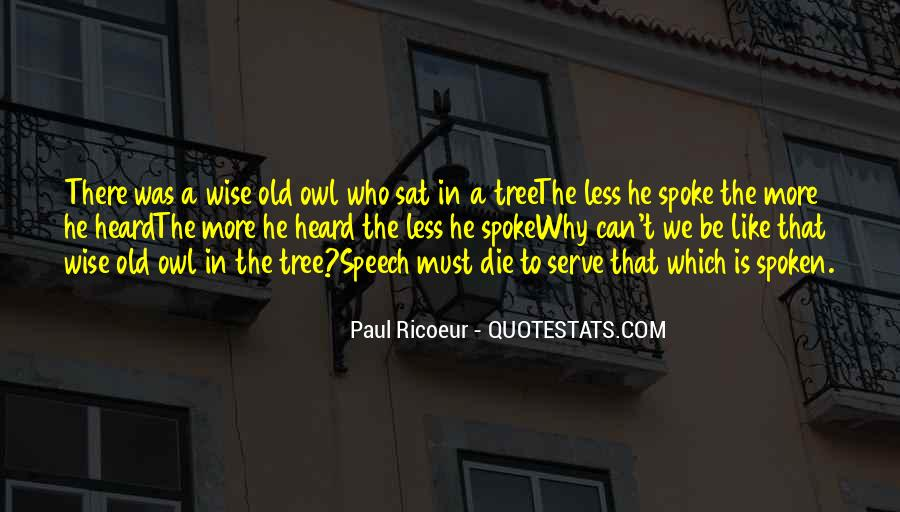 Old Is Wise Quotes #1404688