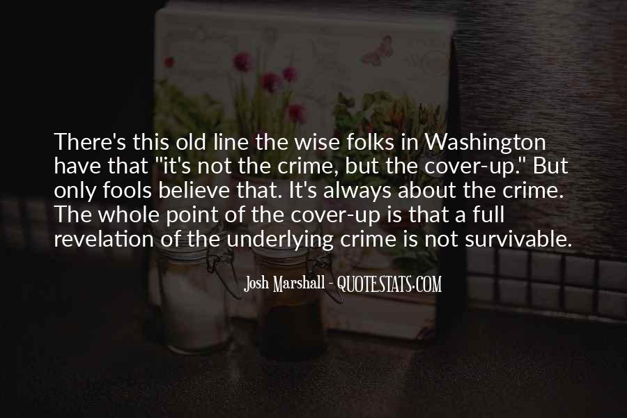 Old Is Wise Quotes #1415831