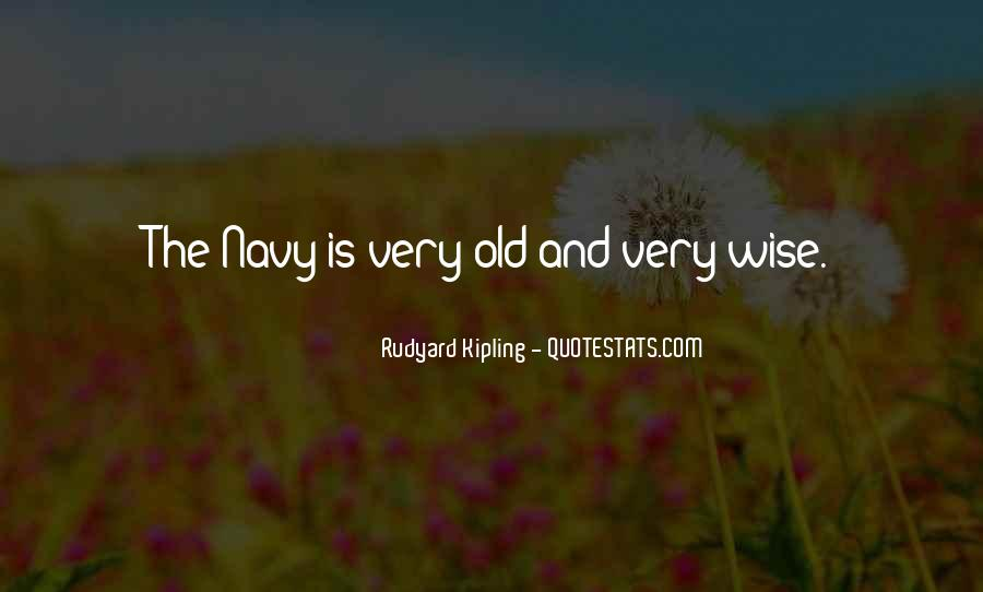 Old Is Wise Quotes #1596141