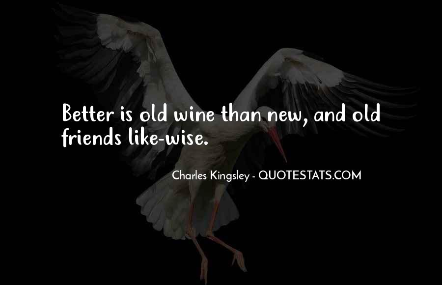 Old Is Wise Quotes #1809169