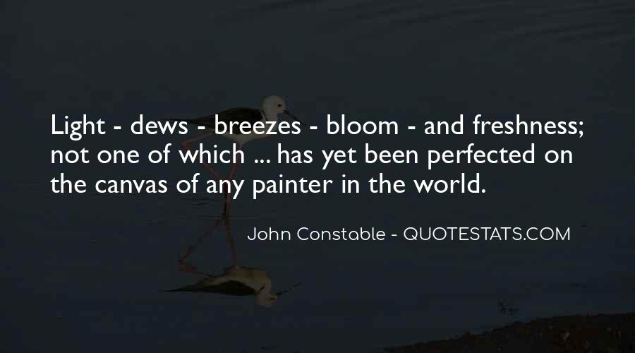 Quotes About Breezes #1182829
