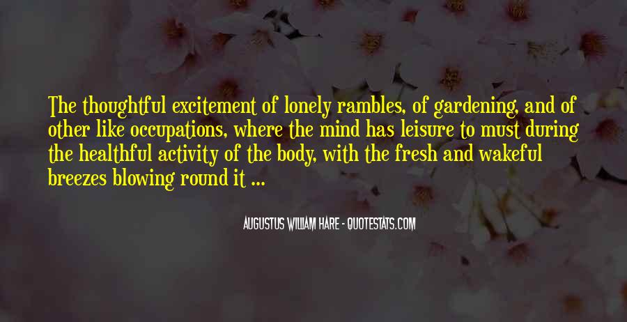 Quotes About Breezes #135032