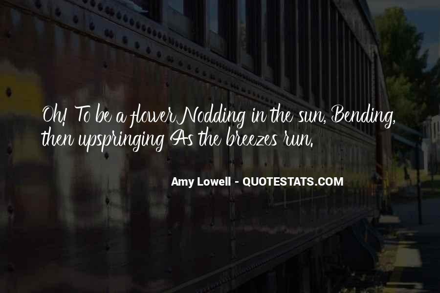 Quotes About Breezes #158823