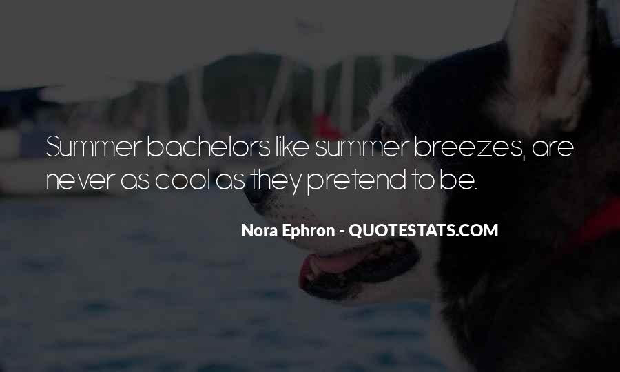 Quotes About Breezes #617841