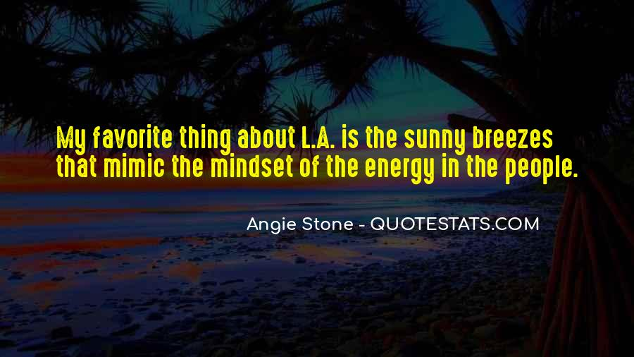 Quotes About Breezes #634906