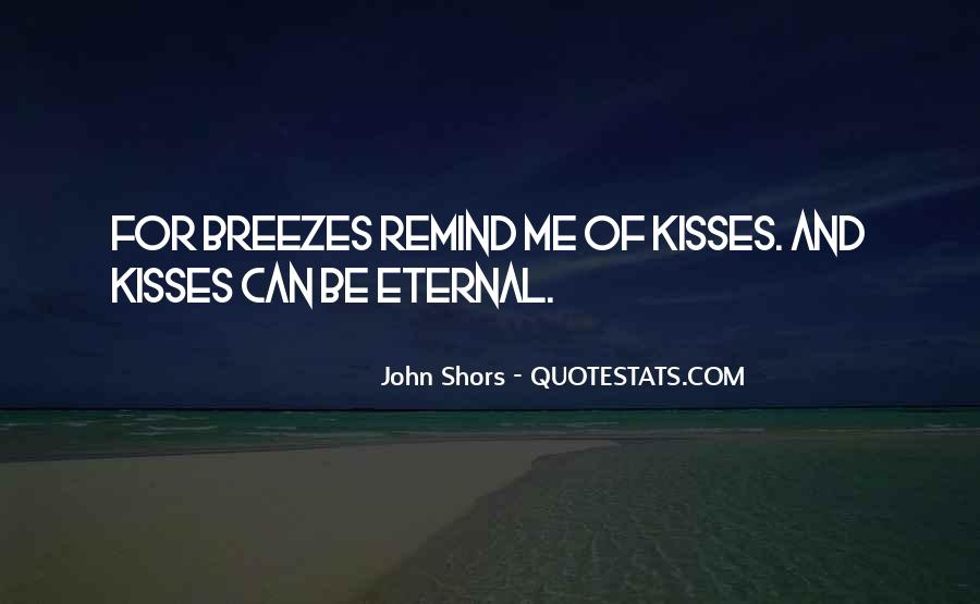 Quotes About Breezes #865259