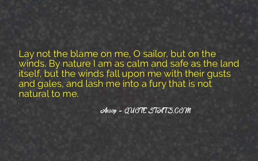 Old Man Sailor Quotes #159953