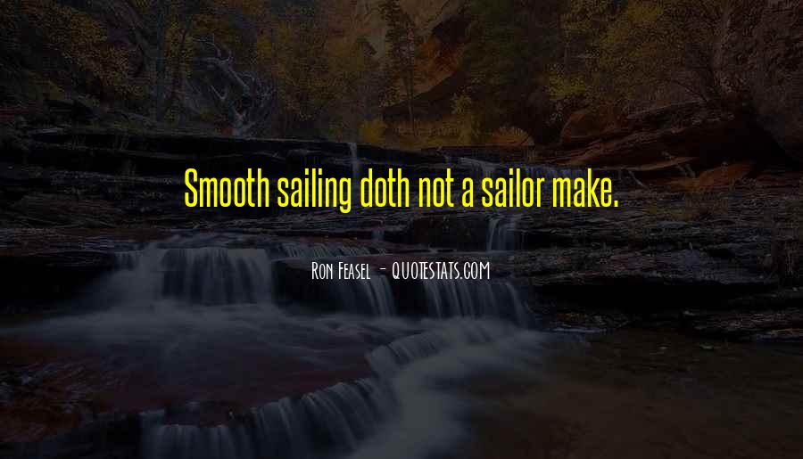 Old Man Sailor Quotes #17475