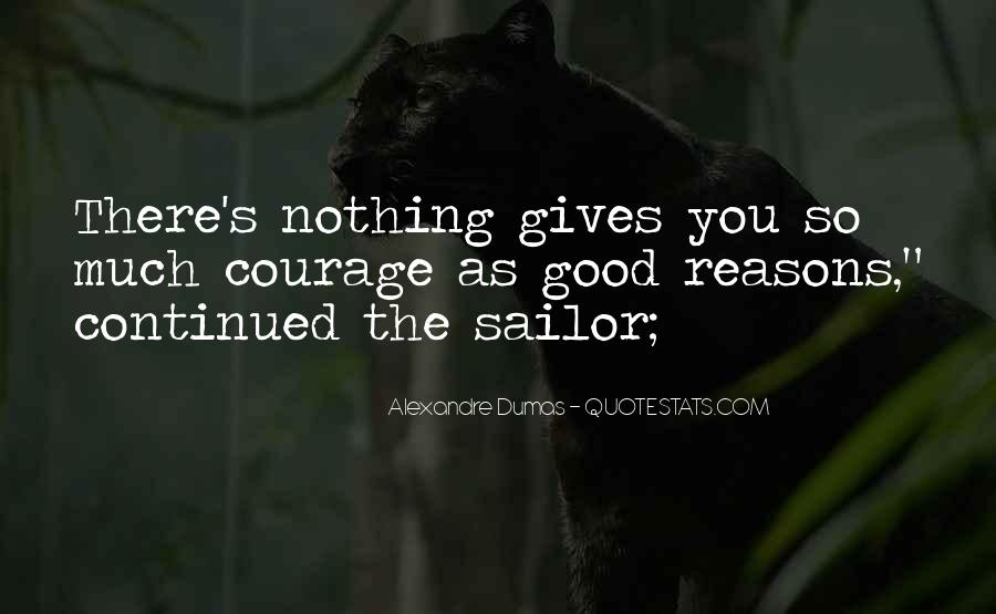Old Man Sailor Quotes #237212