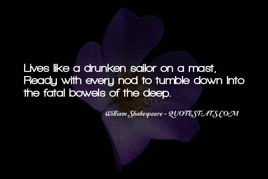 Old Man Sailor Quotes #244644