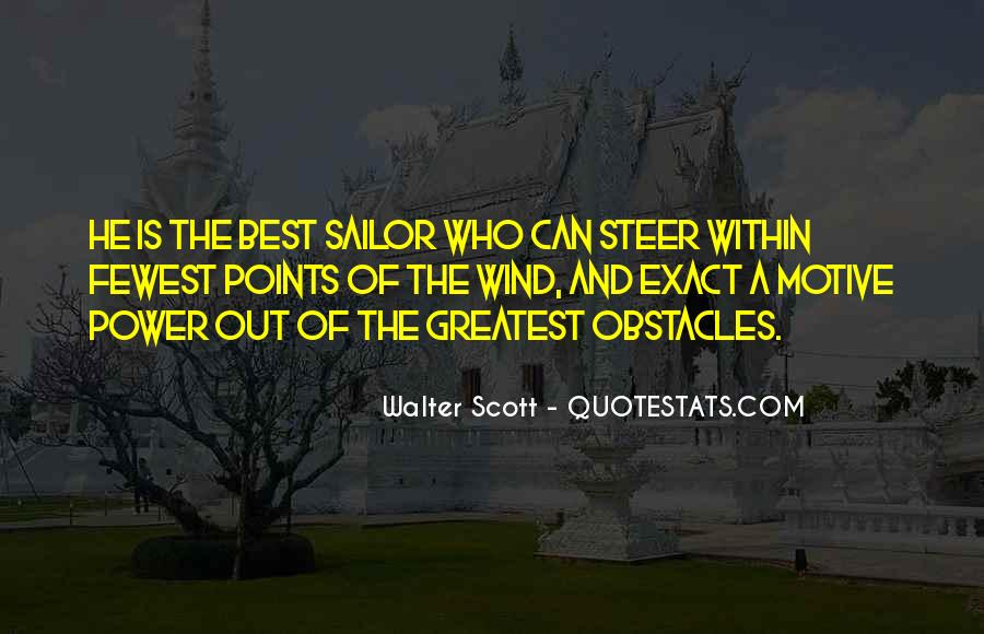 Old Man Sailor Quotes #303151