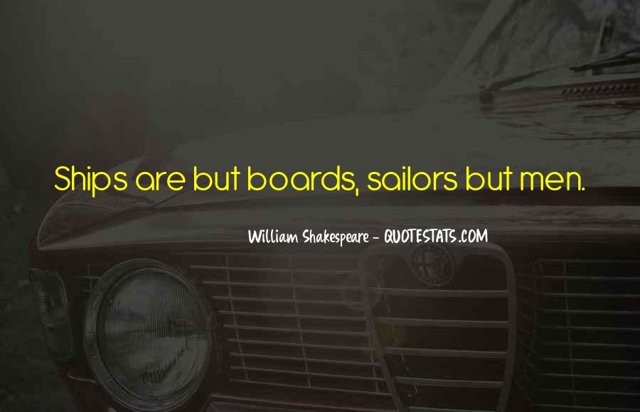 Old Man Sailor Quotes #423521