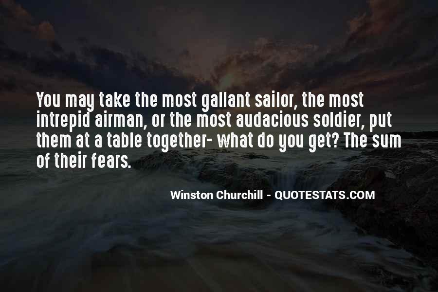 Old Man Sailor Quotes #466750