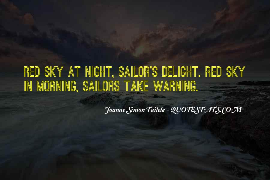 Old Man Sailor Quotes #496379