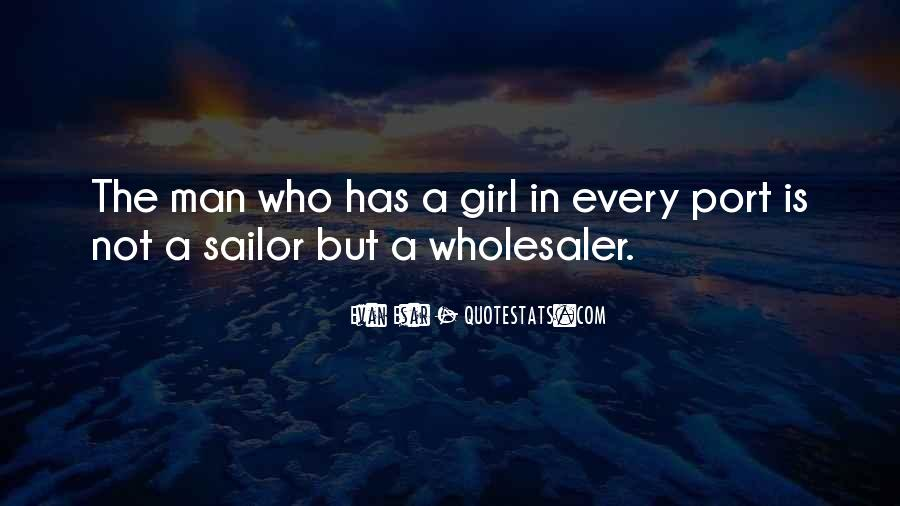 Old Man Sailor Quotes #539032