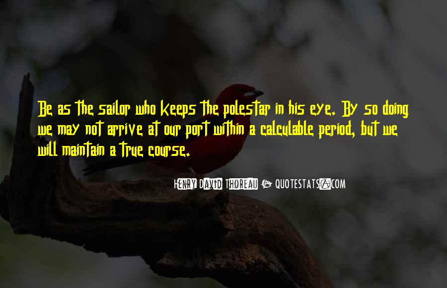 Old Man Sailor Quotes #553253