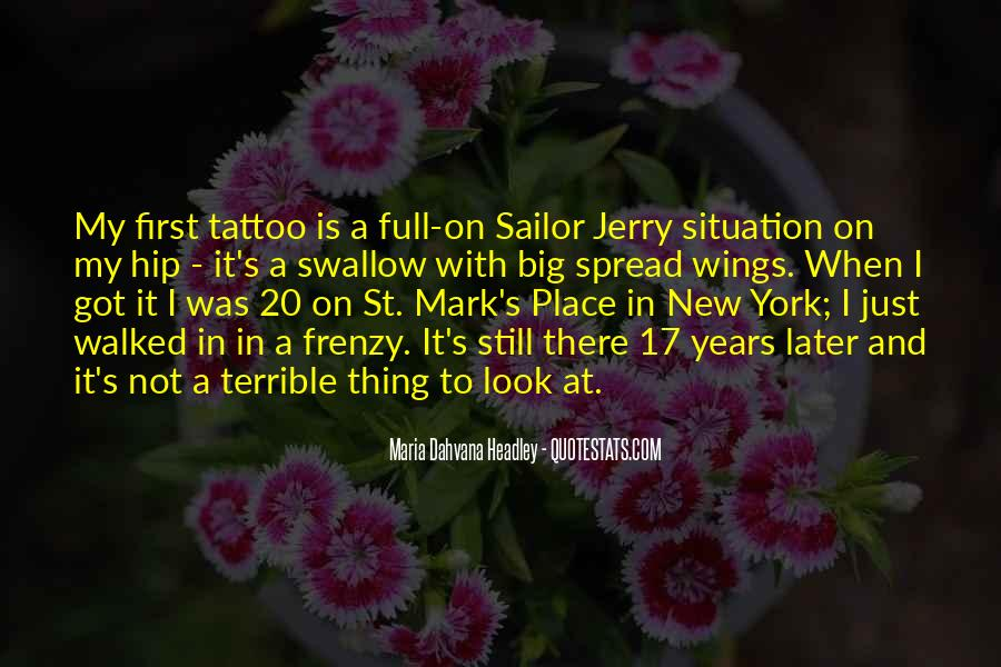 Old Man Sailor Quotes #59741