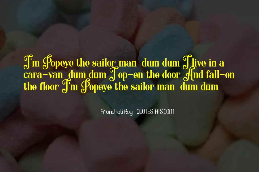 Old Man Sailor Quotes #604781