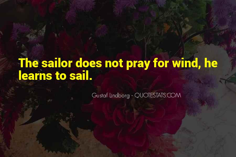 Old Man Sailor Quotes #641663