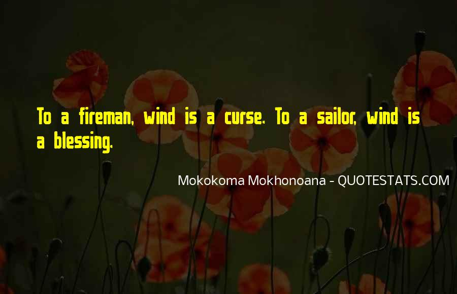 Old Man Sailor Quotes #76525