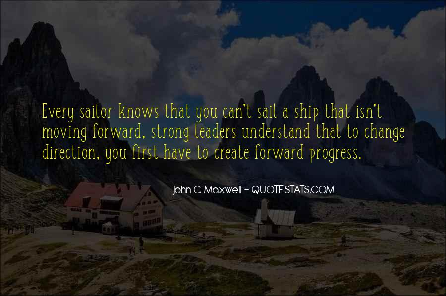Old Man Sailor Quotes #82585