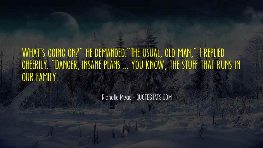 Old Man's Quotes #104796