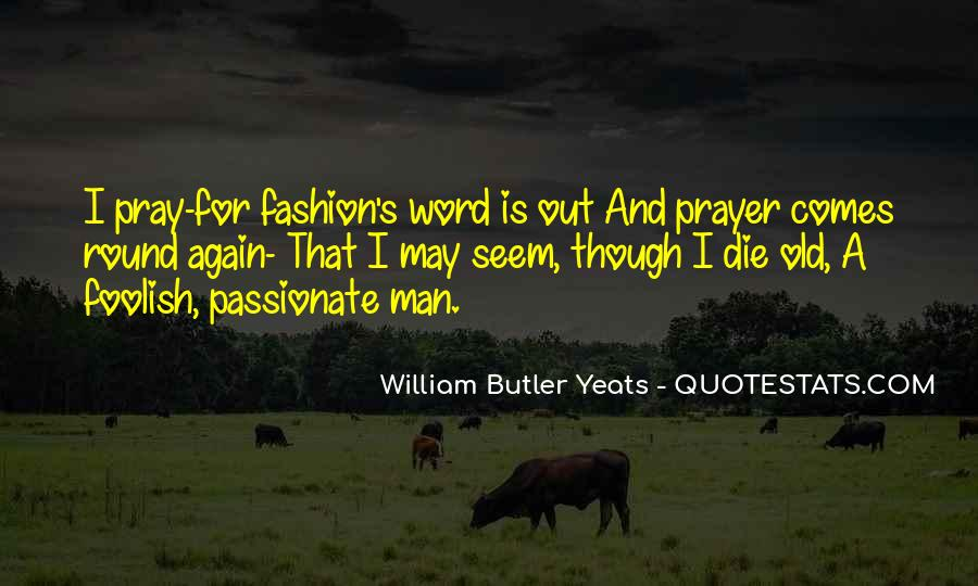Old Man's Quotes #136612