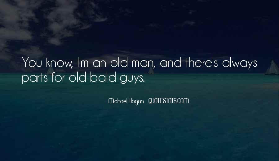 Old Man's Quotes #141143