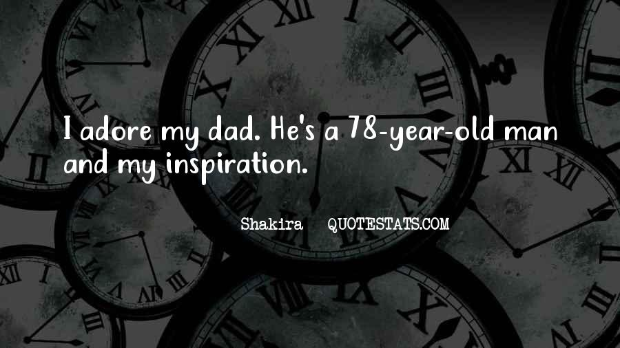 Old Man's Quotes #15223