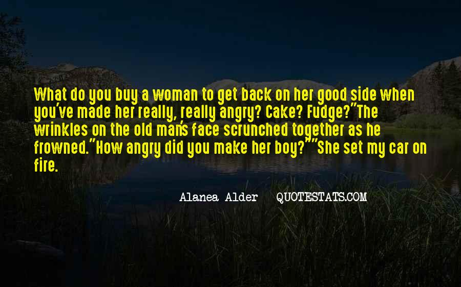 Old Man's Quotes #209360