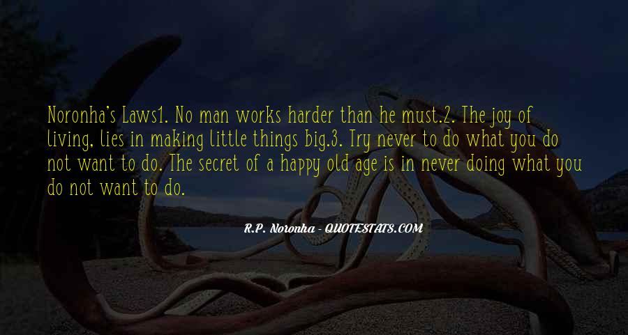 Old Man's Quotes #333074