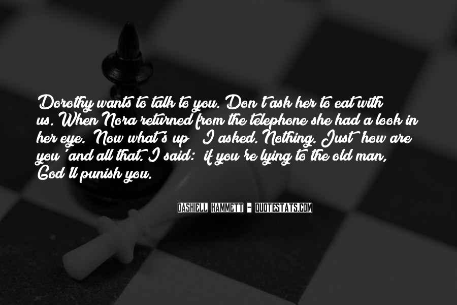 Old Man's Quotes #361889