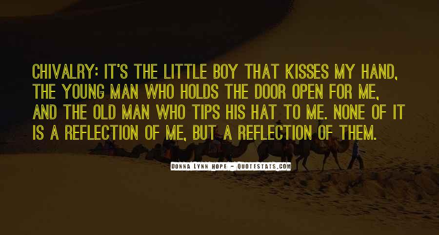 Old Man's Quotes #362828