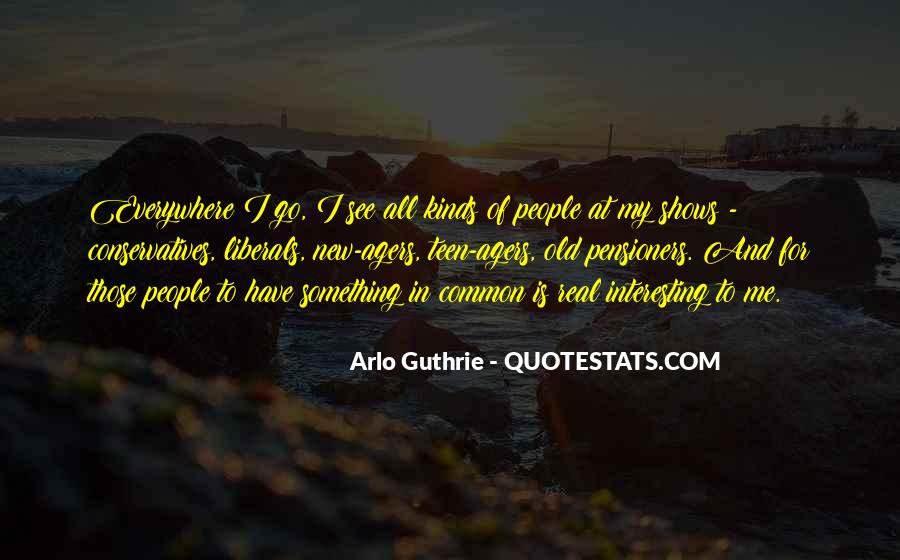Old N New Quotes #15607